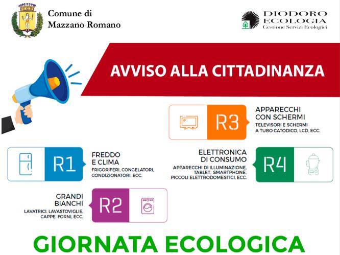MAZZANO ROMANO: Giornata Ecologica