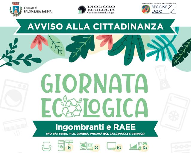 PALOMBARA SABINA: Giornata Ecologica