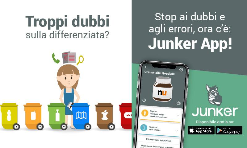 LORETO APRUTINO: Nuova app JUNKER